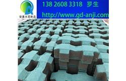 广州越秀植草砖市面价格